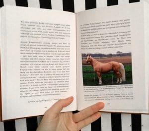 Das Pferd im Buch