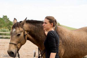 Entspannung nach Pferdejoga