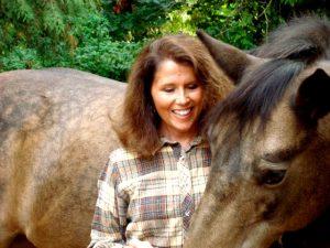 Mary Ann Simonds Wildpferde