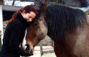 Pferdeprofi Sandra Schneider