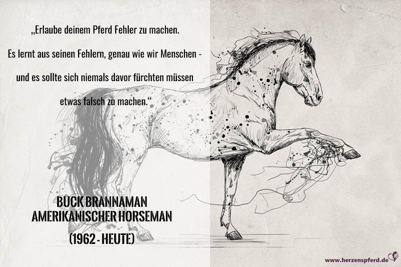Buck Brannaman - Zitat