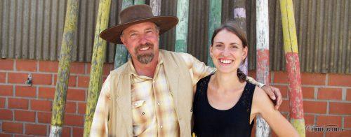 Paul Dietz und Petra Haubner