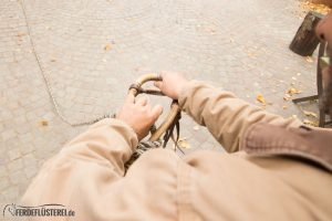 Mecate knoten - Schritt für Schritt
