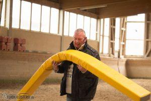 Michael Geitner und die gelbe Gasse