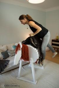 How To Holzpferd! Ein DIY-Anleitung 2