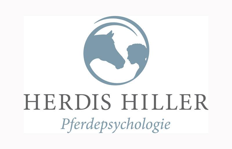 Logo Herdis Hiller