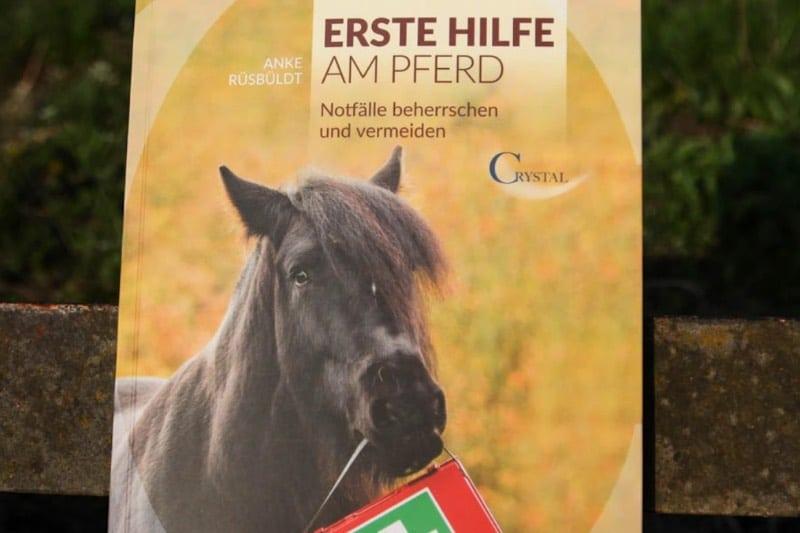 "Kolik beim Pferd - Buch ""erste Hilfe am Pferd"""