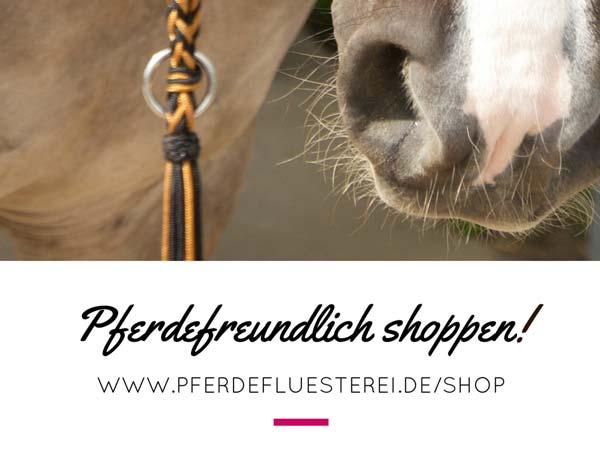 Pferdefreundlich Shoppen