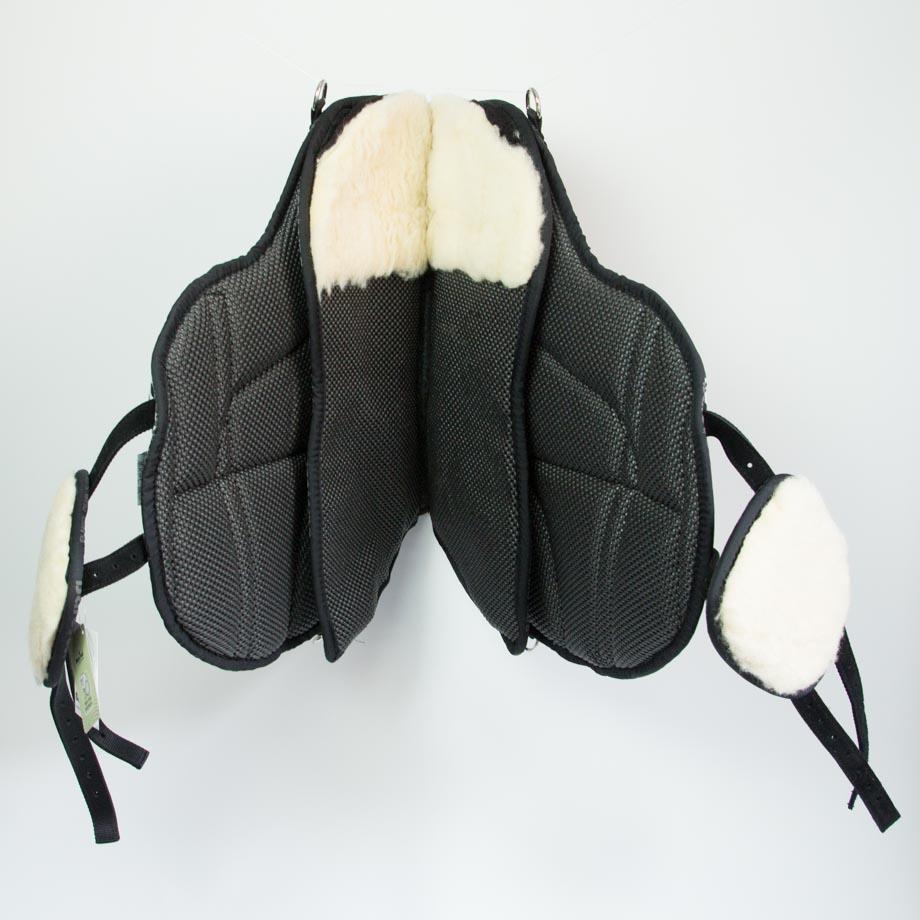 Barefoot RideOn Pad Physio Zebra BF-BPRP-ZBXX