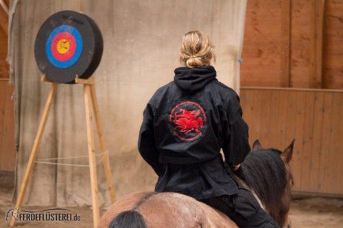 Kampfkunst Pferd