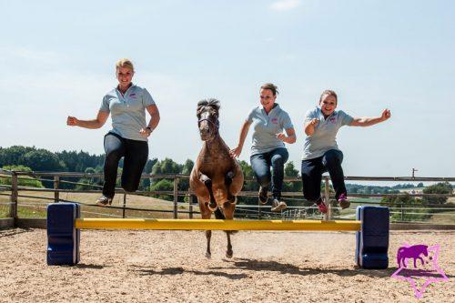 Shetty Sport - Foto: Alison Marburger