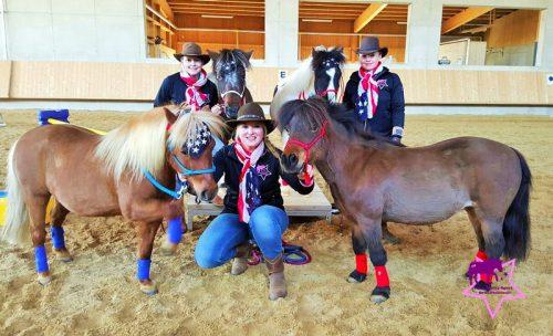 Pony Training Team Shetty Sport