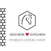 Pferdeflüsterei-Shop Gutschein PF-GSP-P 2 Digital Vorderseite