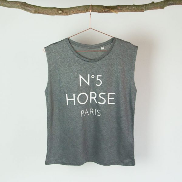 NeoNow Shirt Stella Sparkles Linen glitter NN-SSGN5-GWS