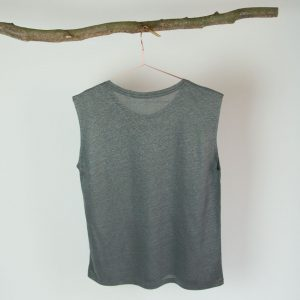 NeoNow Shirt Stella Sparkles Linen glitter NN-SSGN5-GWS Rückseite