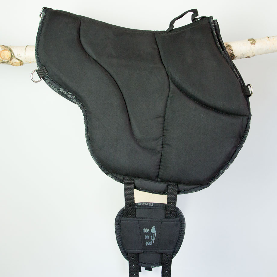 Bareback Pad Physio schwarz BF-BPRP-BRXX