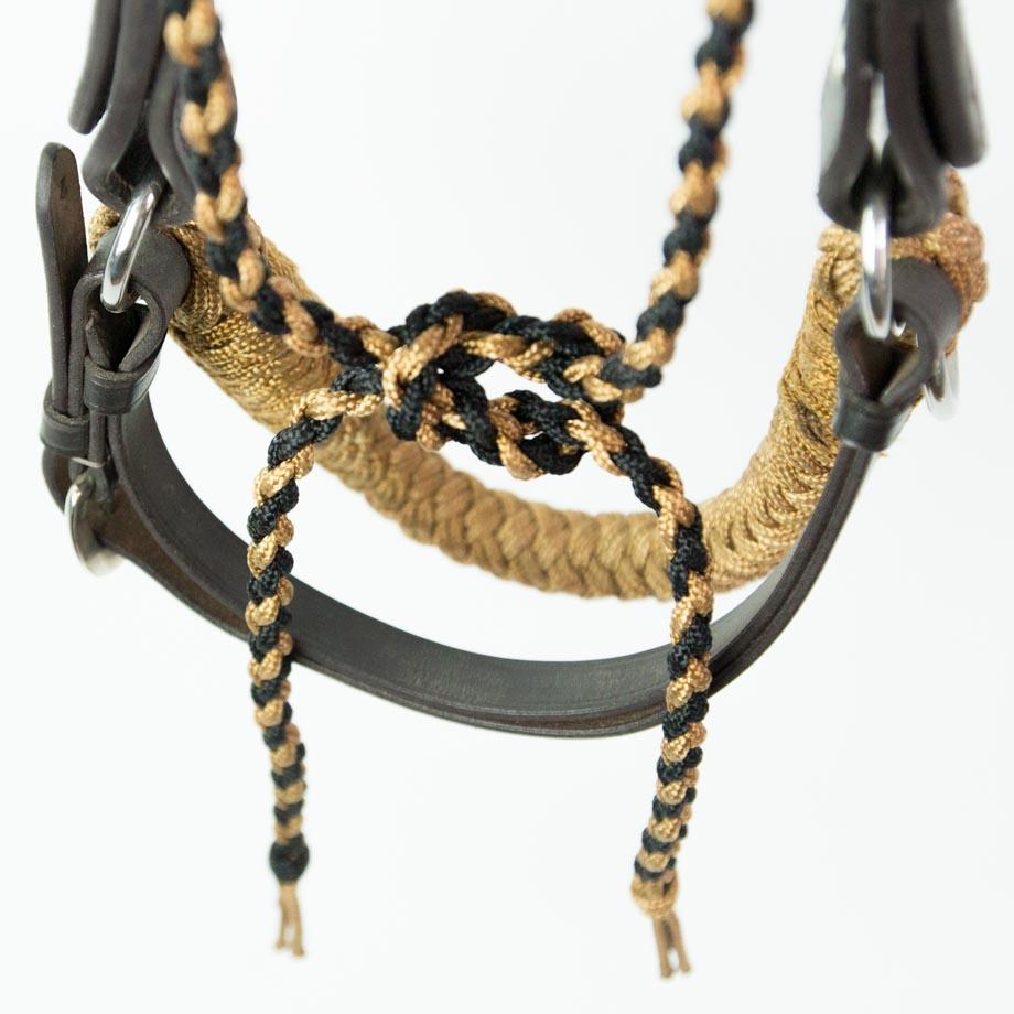 Kopfstück Amber BF-KSAM-BSCB Ganaschenriemen