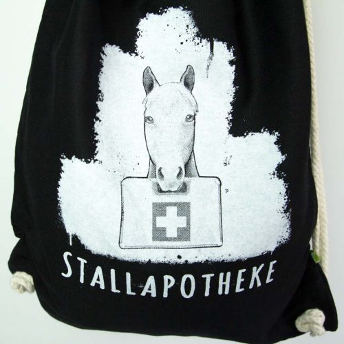 Hipster-Beutel Stallapotheke