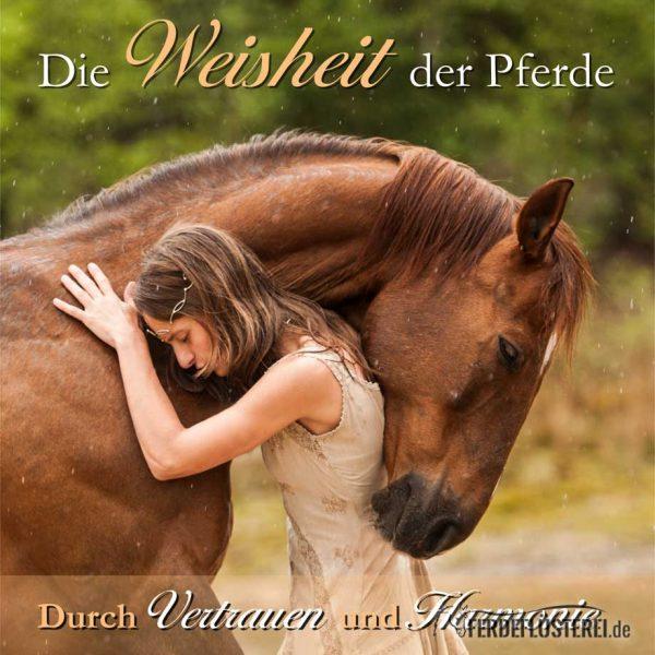 Buch Die Weisheit der Pferde Cover PV-BUWP-X/2