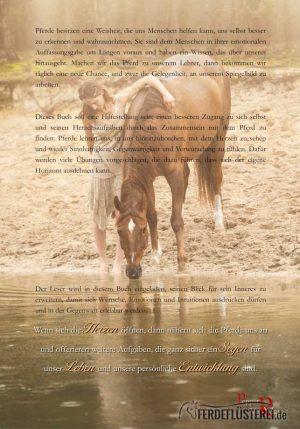 Buch Die Weisheit der Pferde Rückseite PV-BUWP-X/2