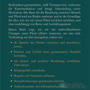 Übungsbuch Bodenarbeit von Susanne Kreuer – Rückseite – PV-BUBA-X/2