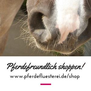 Pferdefreundlich Einkaufen - Pferdeflüsterei.de