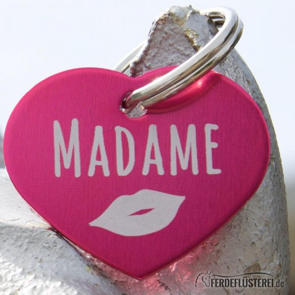 Madame Anhänger von Soulhorse NAH – SH-AHMDH-P/2