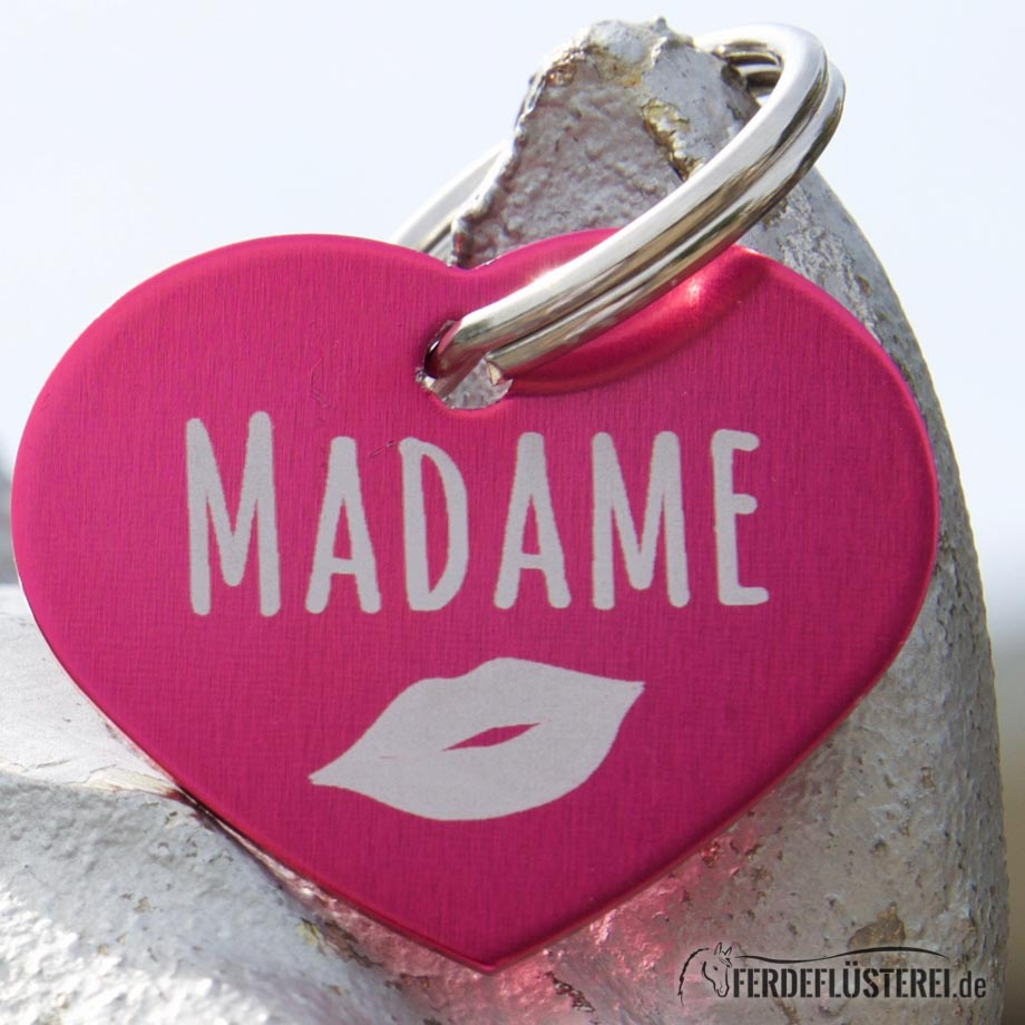 Madame Anhänger von Soulhorse NAH - SH-AHMDH-P/2