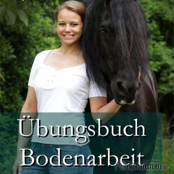 Übungsbuch Bodenarbeit von Susanne Kreuer – Cover – PV-BUBA-X/2