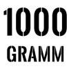 1000 g