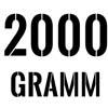 2000 g