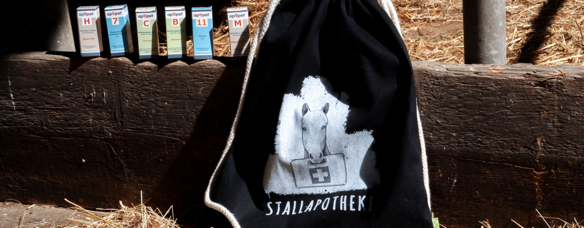 Schüßler-Salz und Homöopathie Pferde
