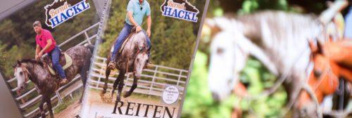 Bernd Hackl DVD Reiten