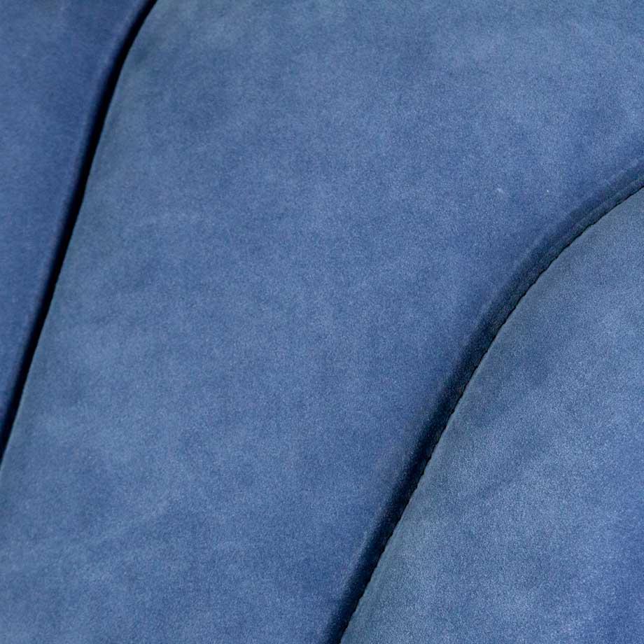 Jeansblau + Gurt ( )