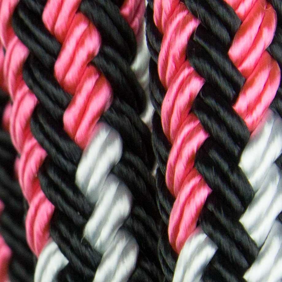 Spezial: schwarz-weiß-pink