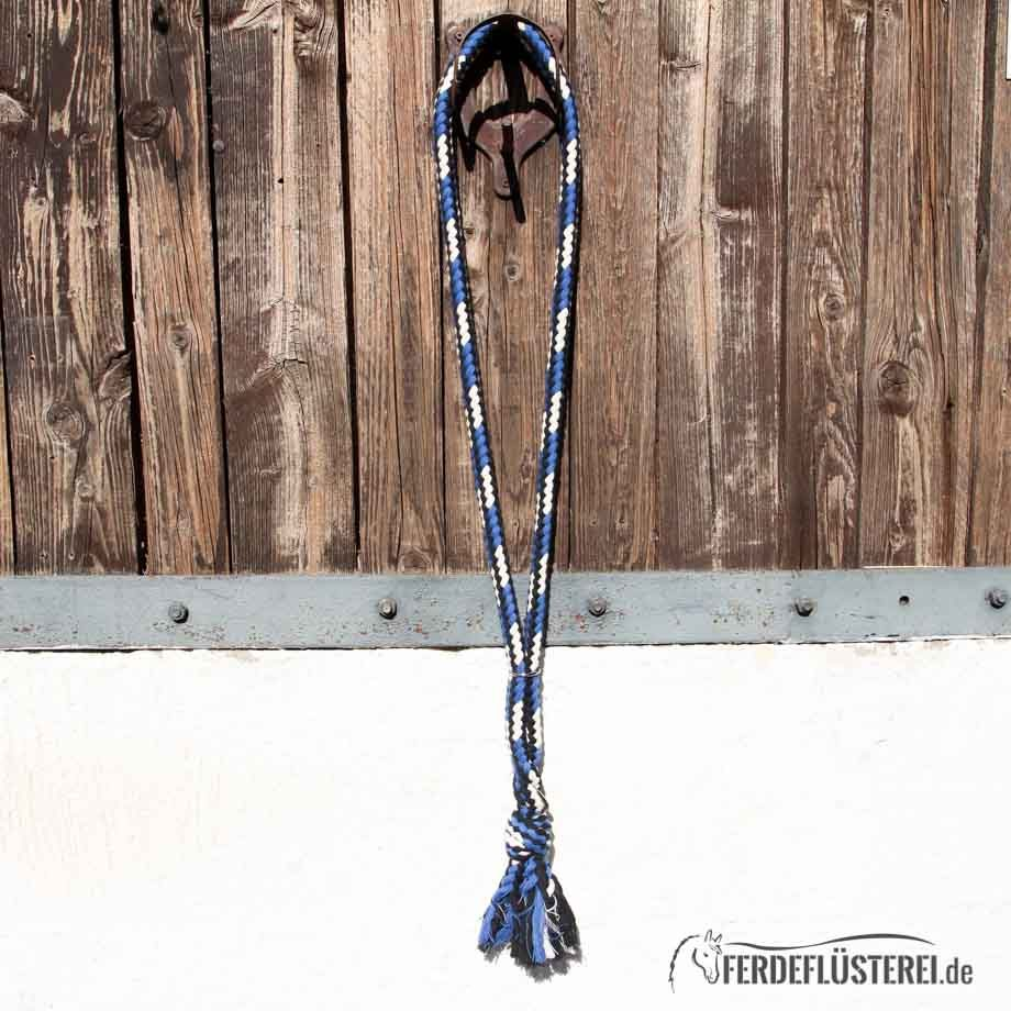 BA-HRBW-XXX - Halsring von Brockamp - blauschwarz