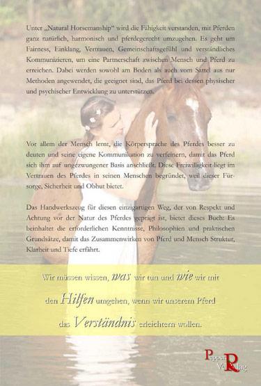Nadja Müller Natural Horsemanship - Rückseite