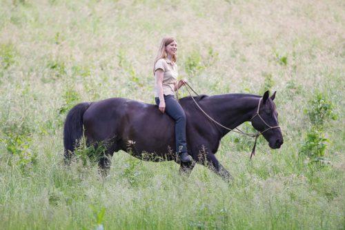 Nadja Müller - Natural Horsemanship