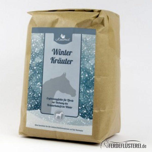 Winter Kräuter Krauterie