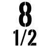 8 1/2