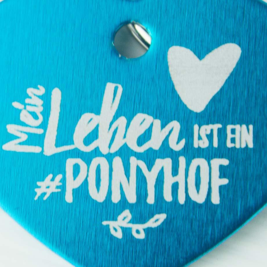 Soulhorse - Ponyhof Türkis