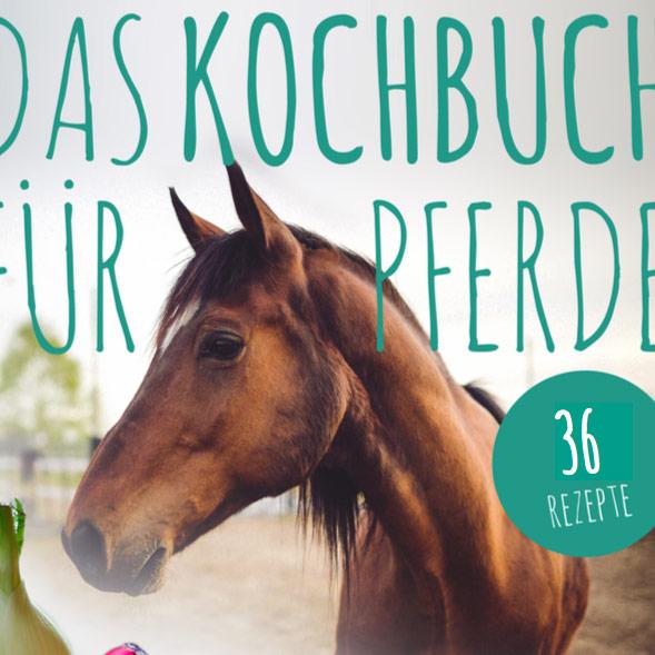 Kochbuch Pferde Cover