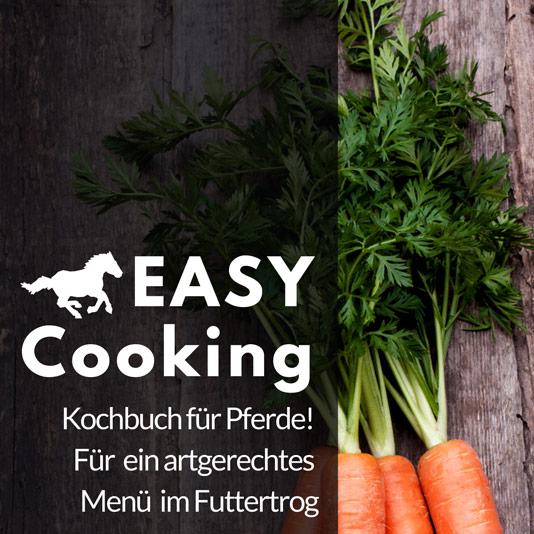 easycooking Kochbuch für Pferde Cover