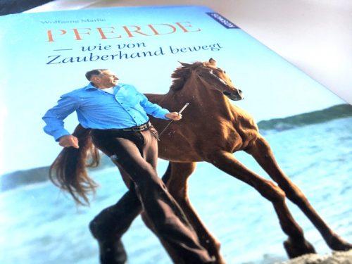 Wolfgang Marlies Cover Pferde wie von Zauberhand bewegt