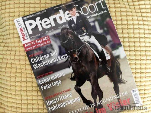 Pferde Zeitschriften Magazine Pferdesport