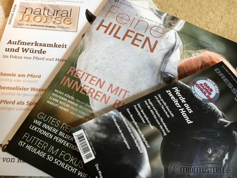 ▷Alle Pferde Magazine auf einen Blick! Die Hitliste der ...