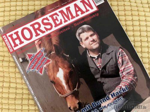 Pferde Zeitschriften Magazine Horseman