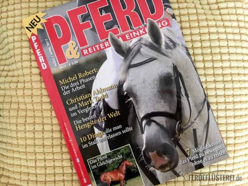 Pferde Zeitschriften Magazine Pferd