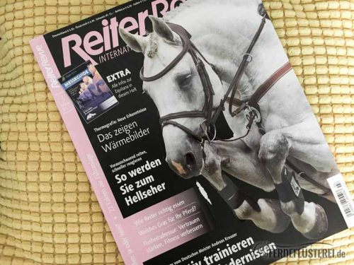 Pferde Zeitschriften Magazine Reiterrevue