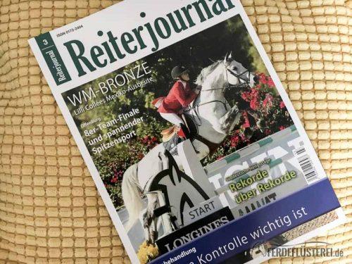 Pferde Zeitschriften Magazine Reiterjournal